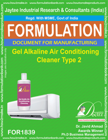 Gel Alkaline Air Conditioner Cleaner type 2 (FOR 1839)