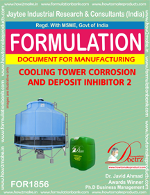 Cooling tower deposit corrosion inhibitor formula 2 (FOR 1856)