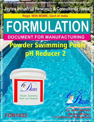 Powder pH Reducer for swimming Pool 2(FOR 1933)
