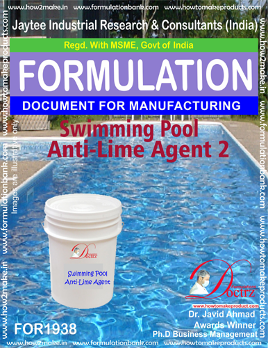 Swimming Pool Anti-LIME AGENT 2(FOR 1938)