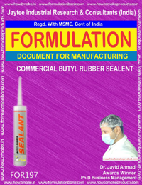 Commercial Butyl Rubber Sealent