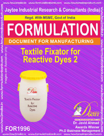 Textile industry Fixator for Reactive dyes 2( FOR1996)