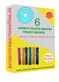 6 Agarbatti Industry Related Project Reports