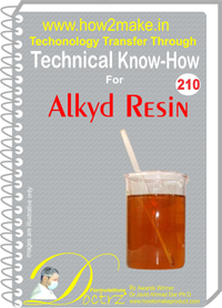 Technical Know-How Report for Alkyd Resin (TNHR210)