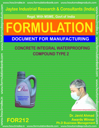 Concrete Integral Waterproofing Compound Type 2