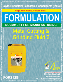 Metal Cutting and Griding Fluid chemicals Fomula -2 (FOR2128)