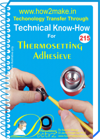 Technical Know-How Report for Thermosetting Adhesive (TNHR215)