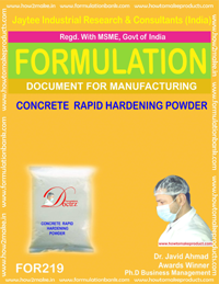 Aircraft Cleaning Powder Formulation 1 (for2019)