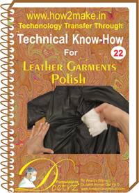 technical knowHow report for leather garments polish (TNHR 22)