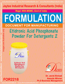 Editronic Acid Phasphonate Powder For Detergent I (FOR 2218)