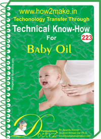 Technical Know-How Report for Baby Oil (TNHR223)