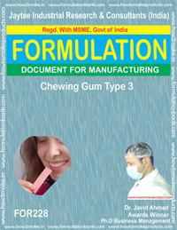 Chewing Type 3(formula no 228)