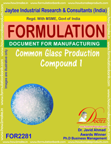 Common Glass Production Compound 1 (for2281)