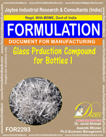 Glass Production Compound for Bottles 1 (for2293)