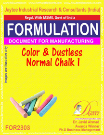 Color and Dustless Normal Chalk 1 (For2303)