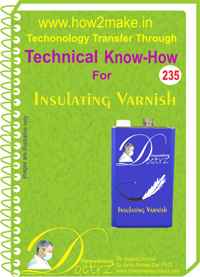 Insulating Varnish (TNHR235)