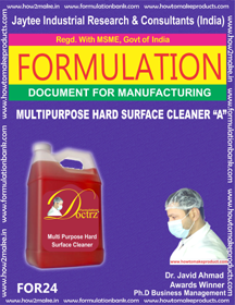 Multi Purpose Hard Surface Cleaner
