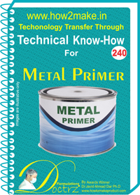 Technical Know-How Report for Metal Primer (TNHR240)