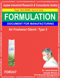 Air Freshener odonil type 3