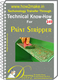 Technical Know-How Report for Paint Stripper (TNHR249)