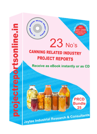 Canning Related Industry 23 Project Reprts