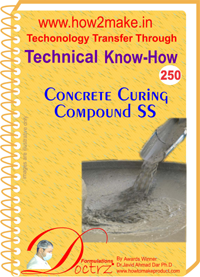 Technical Know-How Report for Concrete Curing Compound SS (TNHR2