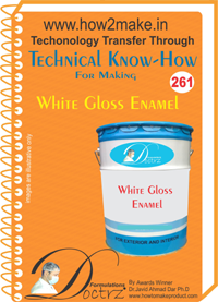 Technical Know-How Report for White Gloss Enamel (TNHR261)
