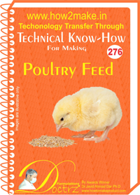 Poultry Feed Technical Know-How Report (TNHR276)