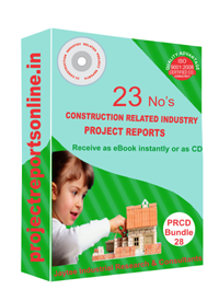 Construction Industry Related 23 Project Reports