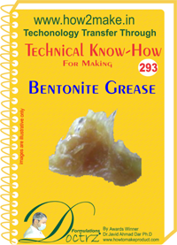 Bentonite Grease Technical Knowhow Report (tnhr293)