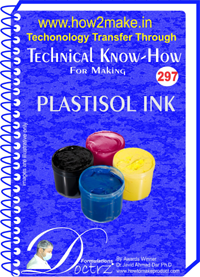 Plastisol Ink Technical Know-How Report (TNHR297)