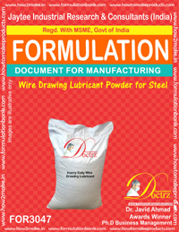 Wire Drawing Lubricant Powder for Steel (for3047)