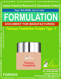Fairness Foundation Creams Type -1 (for3053)