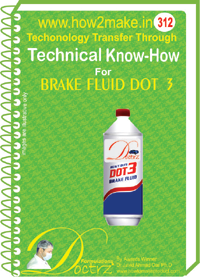Brake Fluid Dot 3 Technical Know-How Report (TNHR312)