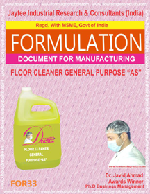 Floor Cleaner Genral Purpose AS