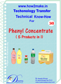 5-in-1 Phenyl Concentrate Formula technical KnowHow(TNHR 349)