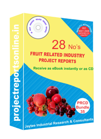 Fruit Industry Related 28 Project Reports