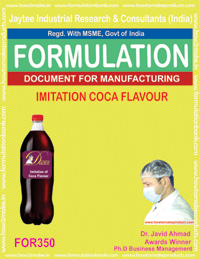 Imitation cola flavor (Formula No 350)