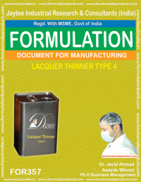 Lacquer thinner type 4 (formula No 357)