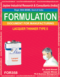 Lacquer thinner type 5 (formula No 358)