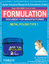 Metal polish type 1 (Formula 375)