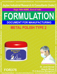 Metal polish type 2 (Formula 376)