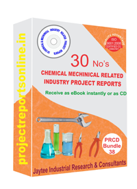 Chemical & Mechnical Related Industry 30 Project Reports