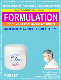 Moisturizing cream simple & quite effective