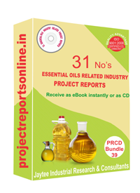 Essential Oil Related Industry 31 Project Reports