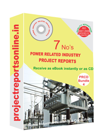 Power Industry Related Project Reports