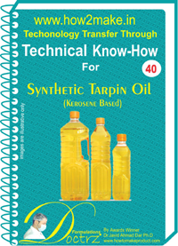 Technical knowHow report for tarpin pin oil for paint (TNHR 40)