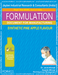 Synthetic pine apple flavor (411)