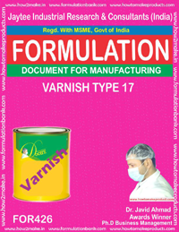 Varnish (Formula no 426)