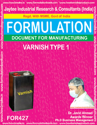 Varnish (Formula no 427)